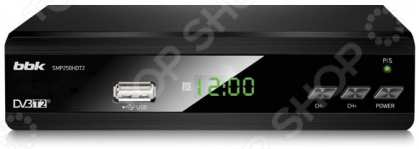 Ресивер BBK SMP-250 HDT2