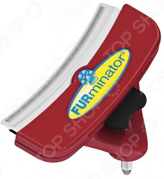 Фуминатор-насадка для собак крупных пород FURminator FURflex «Против линьки»