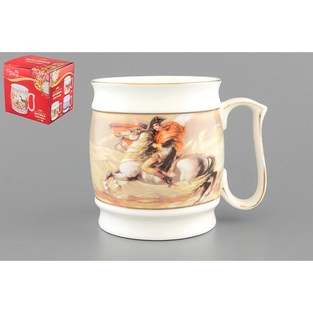 Купить Кружка пивная Elan Gallery «Наполеон»