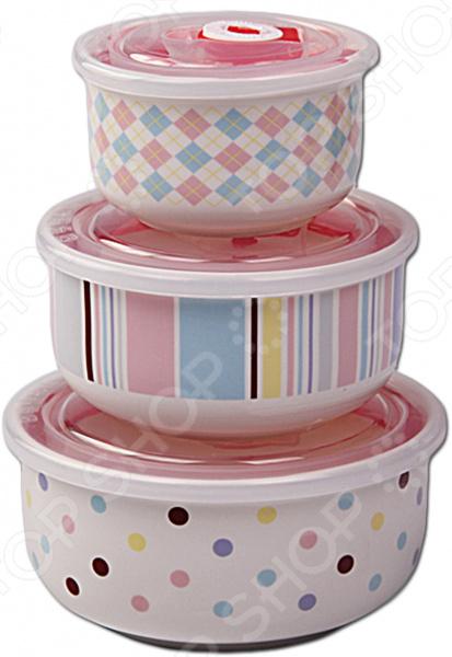 Набор контейнеров для продуктов Patricia IM99-5289