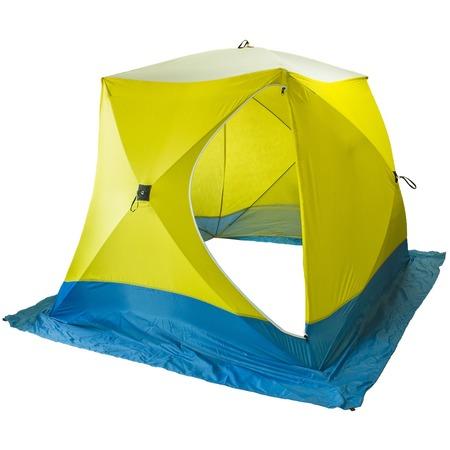 Купить Палатка СТЭК «Куб 3» LONG дышащая