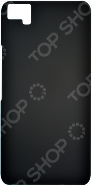 Чехол защитный skinBOX BQ Aquaris M5 bq aquaris m5 32 3gb black