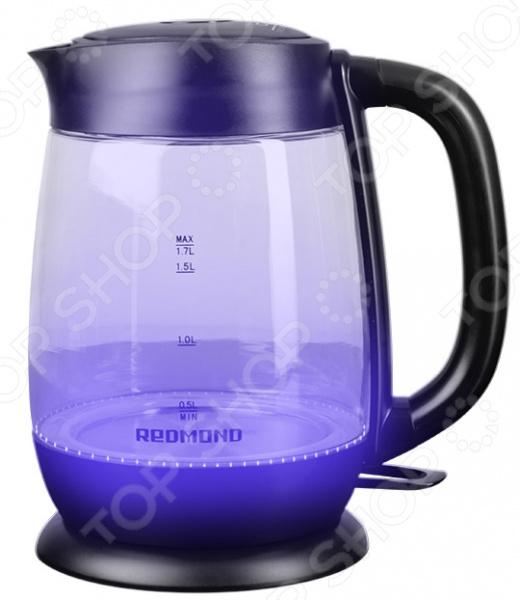 Чайник Redmond RK-G152 redmond h12rac фильтр для воздухоочистителя 3703