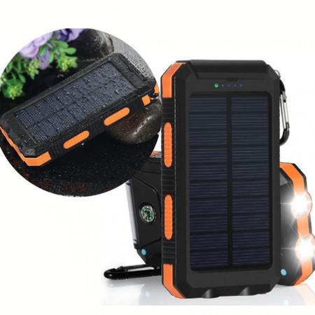 Купить Аккумулятор внешний с солнечной батареей