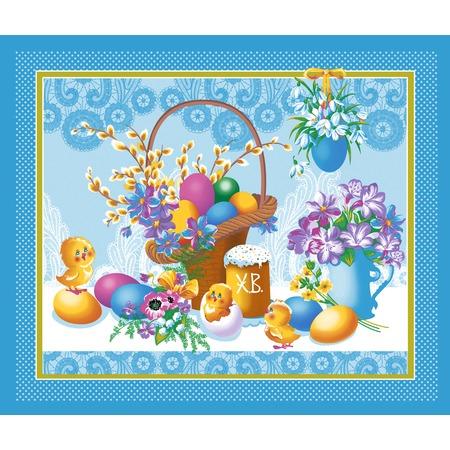 Купить Полотенце вафельное ТексДизайн «Светлый праздник»
