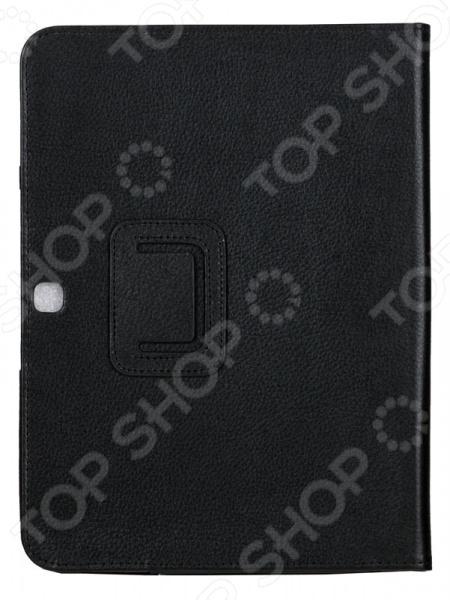 Чехол для планшета IT Baggage для Samsung Galaxy Tab4 10.1 чехол it baggage для планшета samsung galaxy tab4 10 1 hard case искус кожа бирюзовый с тонированной задней стенкой itssgt4101 6
