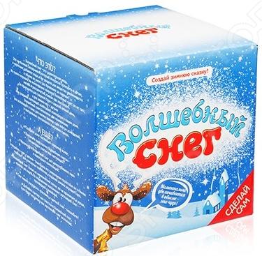Набор для экспериментов Волшебный снег «Детский 1» детский набор для моделирования stirling engine stirling gz001