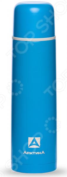 Термос Арктика 102-1000 с пластиковым напылением