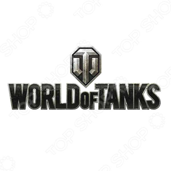 Наклейка автомобильная Fresh Trend World of Tanks