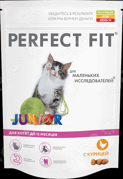 ���� ����� ��� ����� Perfect Fit Junior rich in Chicken