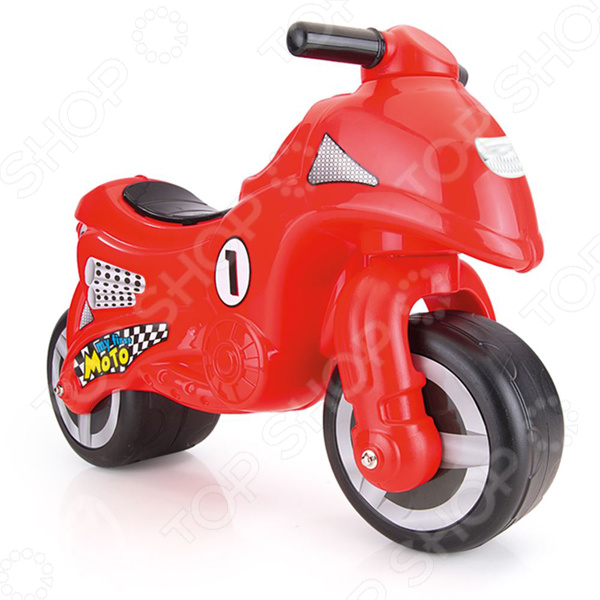 Каталка Dolu «Мой первый мотоцикл» каталка dolu мой первый мотоцикл