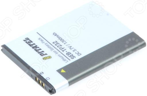 Аккумулятор для телефона Pitatel SEB-TP232 аккумулятор для телефона pitatel seb tp321