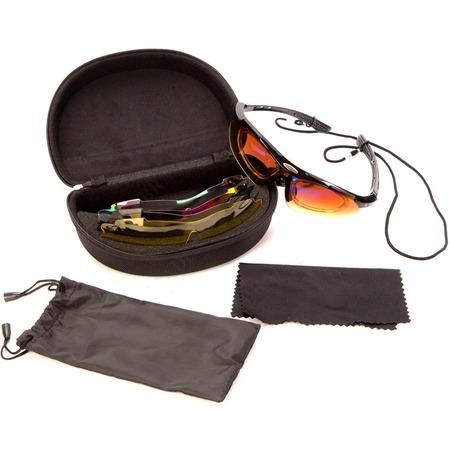 Купить Очки солнцезащитные спортивные Bradex
