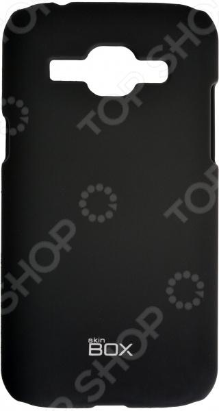 Чехол защитный skinBOX Samsung Galaxy J1 чехлы для телефонов skinbox samsung galaxy j1 mini 2016 shield 4people