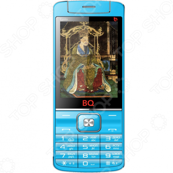 Мобильный телефон BQ «Киото» мобильный телефон bq аленький цветочек