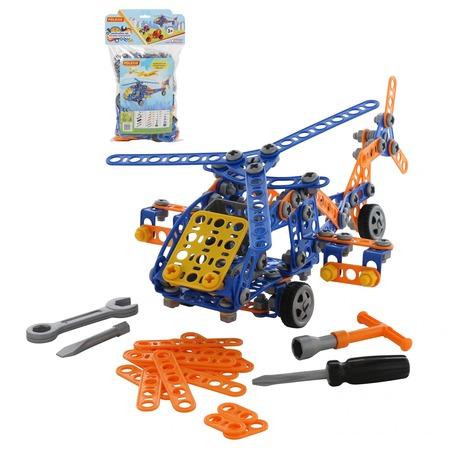 Купить Конструктор игровой POLESIE «Изобретатель. Вертолёт №2»