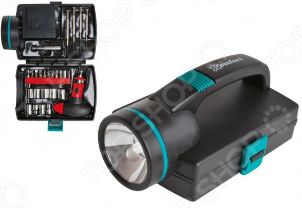 Набор инструментов Komfort KF-1009 набор бит практика diy 31 шт отвертка с трещеткой 2 мини отвертки 775 136