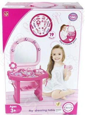 Игровой набор парикмахера Shantou Gepai 1503 набор аксессуаров для девочки shantou gepai happy girl 542 4
