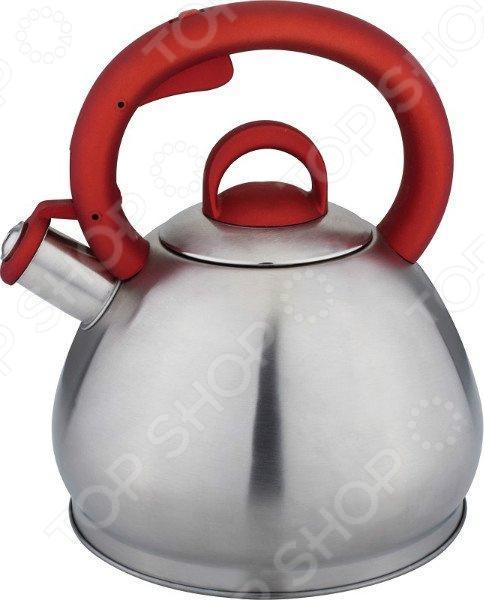 Чайник со свистком Bekker BK-S597 Premium