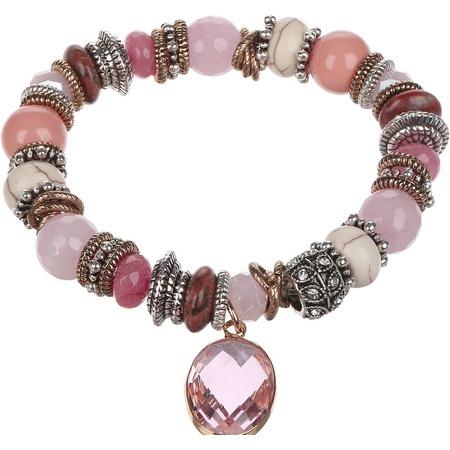 Купить Браслет Bradex «Розовое настроение»