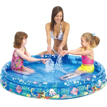 Купить Бассейн надувной Jilong Tropical Fish Pool JL017022NPF