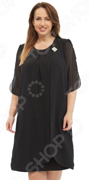 Платье Pretty Woman «История любви». Цвет: черный