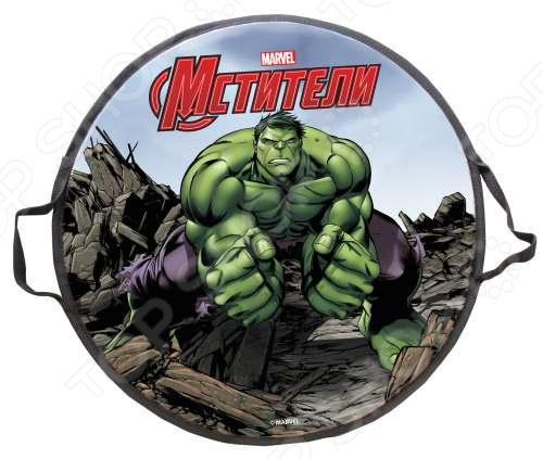 Ледянка круглая MARVEL Hulk s s ледянка marvel hulk