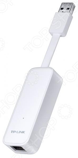 Адаптер сетевой TP-Link UE300 tp link ue300 сетевой адаптер