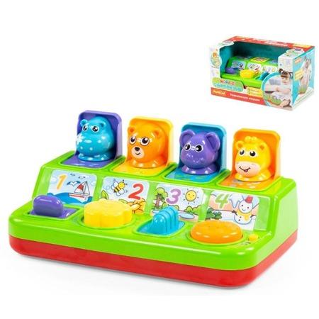 Купить Игрушка развивающая для малыша POLESIE «Игра с сюрпризом»