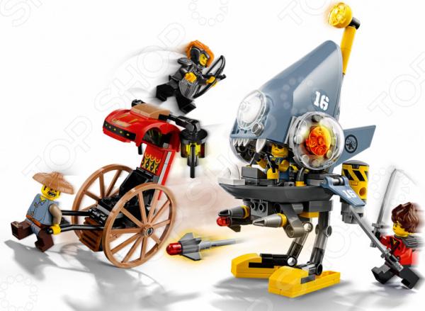 Конструктор LEGO «Нападение пираньи» 70629