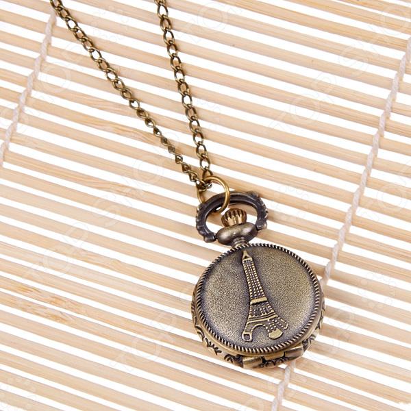где купить Кулон-часы Mitya Veselkov «Медальон Париж» по лучшей цене
