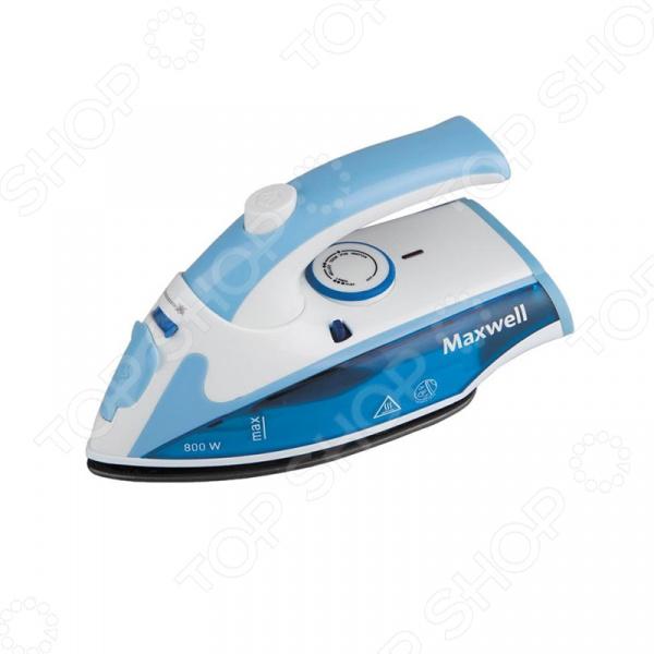 Утюг Maxwell MW-3050-B утюг maxwell mw 3056 b 2200вт синий