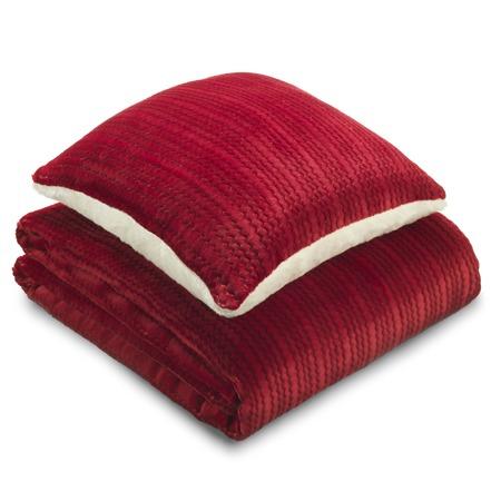Купить Комплект Dormeo «Нежность»: плед и подушка