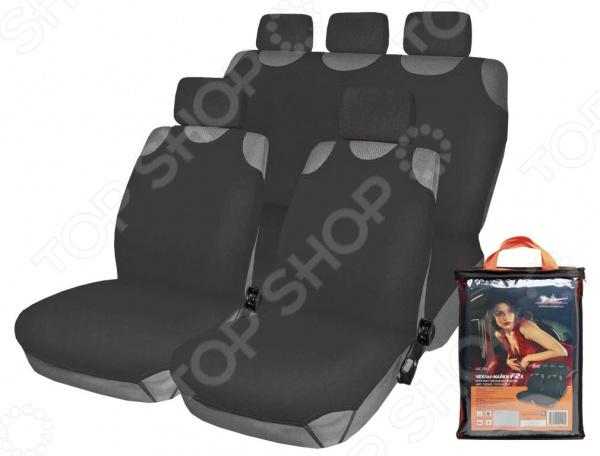 Набор чехлов-маек для передних и задних сидений Airline    /