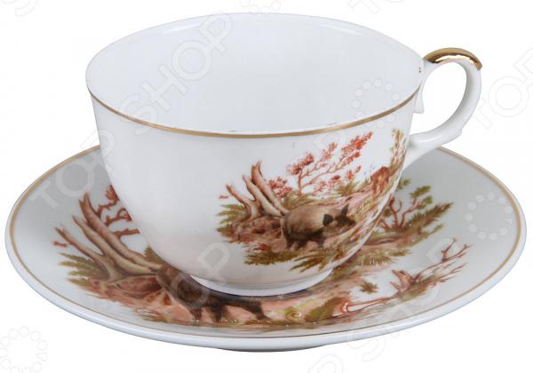 Чайная пара Rosenberg R-255016
