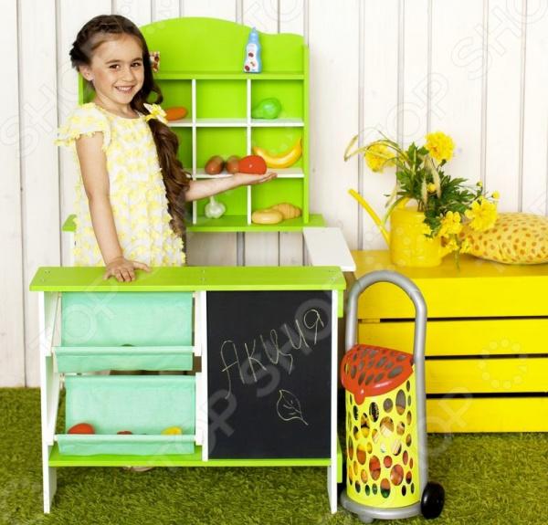 Игровой набор для ребенка PAREMO «Игрушечный магазин» кукольные домики и мебель paremo игрушечный магазин