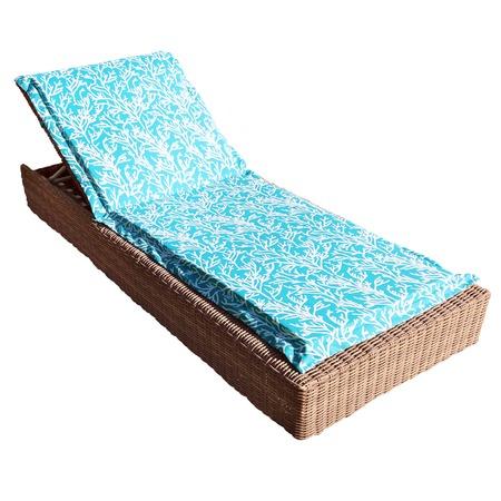 Купить Подушка на шезлонг Kauffort Sky Corals