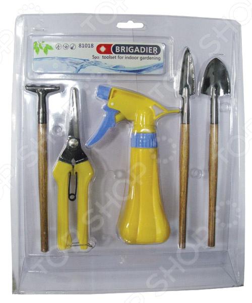 Набор садовых инструментов Brigadier 81018