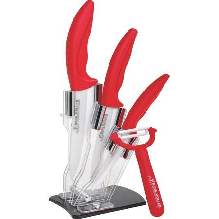 Купить Набор ножей на подставке Frank Moller FM-355