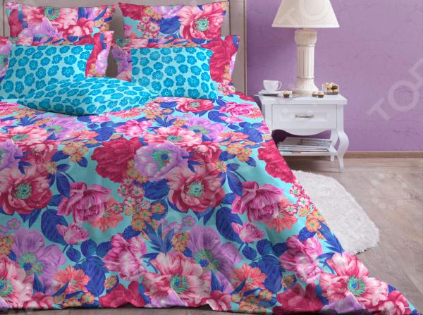 Комплект постельного белья Хлопковый Край «Флоренция» 5609/2. 2-спальный Хлопковый Край - артикул: 1006404