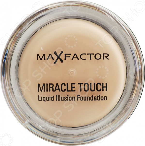 Тональная основа Max Factor Miracle Touch max factor lasting performance основа под макияж 105