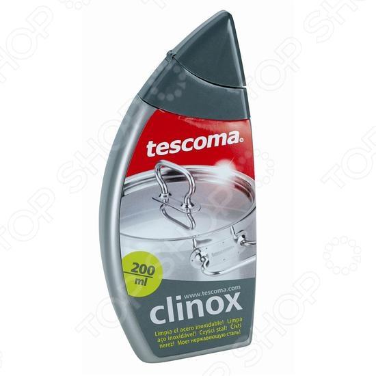 Средство для мытья нержавеющей посуды Tescoma Clinox