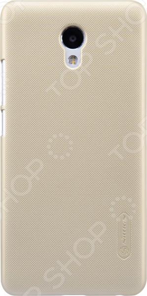Чехол защитный Nillkin Meizu M5 Note смартфон meizu m5 note m621h 16gb серый