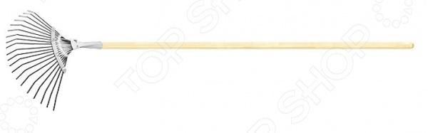 Грабли веерные СИБРТЕХ 61779 грабли mr logo веерные 7 зубцов