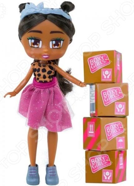 Кукла с аксессуарами 1 Toy Boxy Girls Nomi
