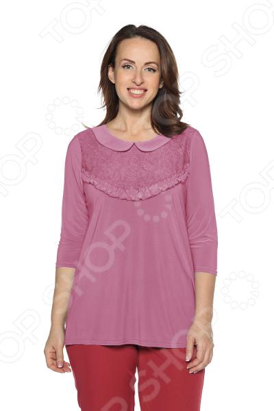 Блуза Pretty Woman «Волшебный взгляд». Цвет: розовый блуза pretty woman волшебный взгляд цвет зеленый