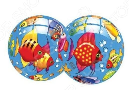Мяч детский Dema-Stil «Мир моря»