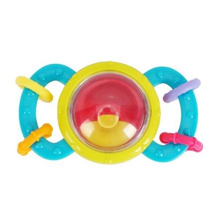 Купить Игрушка-погремушка Huile Toys с ручками Y61208