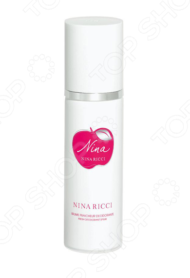 Дезодорант-спрей для женщин Nina Ricci Nina