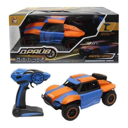 Купить Машина на радиоуправлении 1 Toy «Драйв. Раллийная»